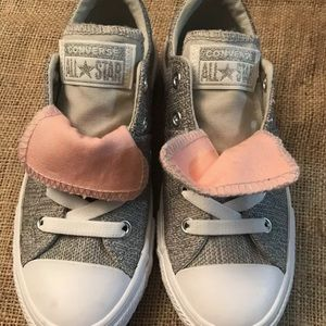 Girls converse shoes size 13